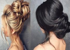 5 Easy To Make Bun Hairstyles To Try This Wedding Season