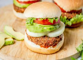 Recipe- Make Your Lockdown Evenings Great With Veggie Burger