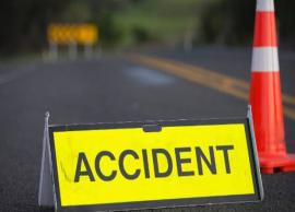Bus Accident on Lucknow-Agra Expressway Leads To Death of 5, 30 Injured