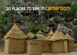 20 Places To Must See in Cameroon