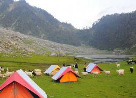 5 Most Beautiful Places For Camping in India