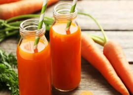 8 Health Benefits of Drinking Carrot Juice