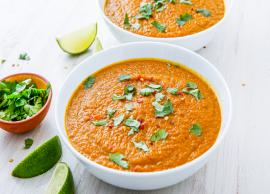 Recipe- Mouthwatering Carrot and Coriander Soup