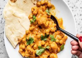 Recipe- Delicious Cauliflower Chickpea Curry