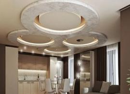 5 Designer Ceiling Designs To Make House Look Attractive