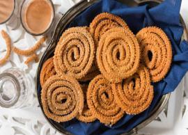 Recipe- Rice Flour Chakri are an Amazing Snack