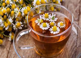 6 Proven Health Benefits of Chamomile Tea