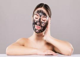 DIY Charcoal Blackhead Mask To Clean Your Pores