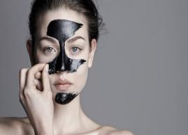 5 DIY Charcoal Face Mask To Get Clear Skin