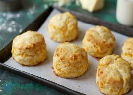 Recipe- Cheese Biscuits are Perfect With Tea