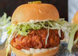 Recipe-Take a Nice Break With Homemade Chicken Burger