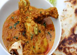 Recipe- Quick and Easy To Make Chicken Korma