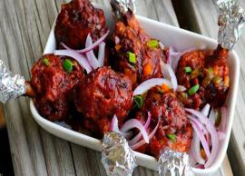 Recipe- Easy To Make Chicken Lollipop at Home