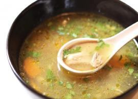 5 Health Benefits of Drinking Chicken Soup in Monsoon