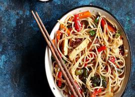 Recipe- Delicious Chilli Garlic Noodles