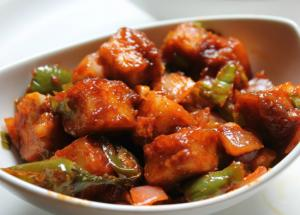 Monsoon Special: Lip Smacking Chilli Paneer Dry