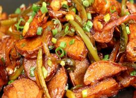 Recipe - Instant Chilli Potato Are Perfect Winter Snacks