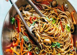 Recipe -  Know Quick and Easy Method to Cook Tasty Chinese Noodles