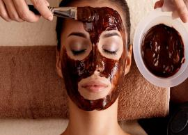 5 Must Try Homemade Chocolate Face Masks