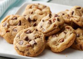 Recipe- Eggless Chocolate Chip Cookies