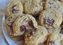 Christmas Recipe- Mouthwatering Chocolate Chunk Cookies