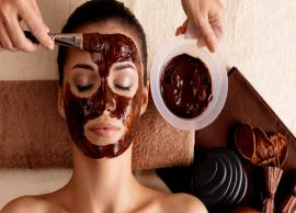 6 Homemade Chocolate Face Masks To Get Shiny Skin