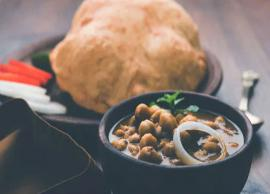 Recipe- Delhi Style Mouthwatering Chole Bhature