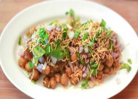 Recipe- Winters are Incomplete Without Chole Tikki