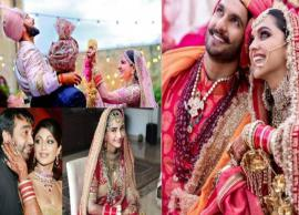 PICS- 10 Times Stars Were Spotted Flaunting Their Wedding Chooda