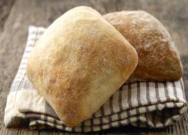 Recipe- Ciabatta Sandwich Rolls With a Crispy Crust