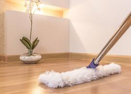 5 Tips To Keep Wooden Floor Clean