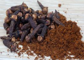 11 Reasons Why Cloves are Good For Your Health