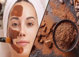 6 Cocoa Powder Face Mask For Skin