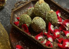 Holi Recipe- Make The Occassion Special With Coconut Paan Ladoo