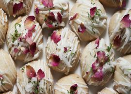 Recipe- Crispy and Delicious Coconut Rose Cookies