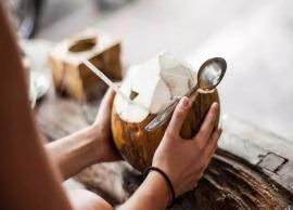 5 Beauty Benefits of Drinking Coconut Water