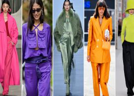 Here is How To Use Color Pop Trend With Versatility