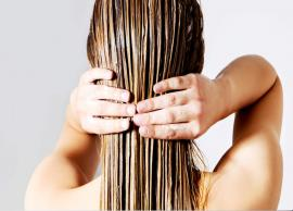 5 Homemade Hair Mask to Get Smooth Hair at Home