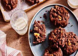 Recipe- Chocolate Walnut Cookies are an Easy Treat For The Holiday Season