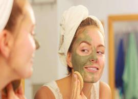6 Homemade Face Packs To Soothe Your Skin in Summer