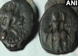 Uttar Pradesh: 1800-year-old copper coins found in Baghpat