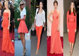 4 Ways To Style Coral Colors This Season
