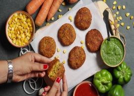 Recipe : Try This Delicious Indian Snack 'Crispy Corn Cutlets'