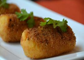 Diwali 2018- Make Your Diwali Party Amazing With Cottage Cheese Croquettes