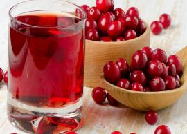 5 Amazing Health Benefits of Drinking Cranberry Juice