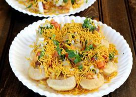 Recipe- Crispy Aloo Poori Chaat is a Must Try