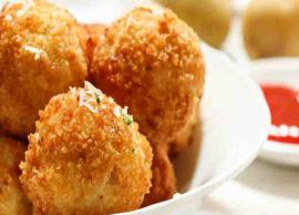 Recipe- Must Try Crispy Potato Balls