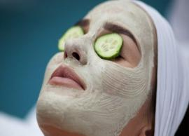 9 Homemade Cucumber Face Pack For Glowing Skin
