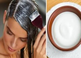 4 Benefits of Curd For Healthy Hair