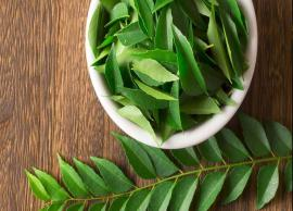 Your Food Essential Curry Leaves Helps Improving Hair and Skin Too